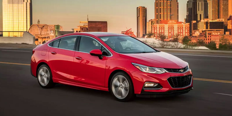 2017 Chevrolet Cruze For In Forest Lake Mn