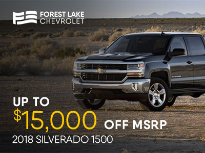 Chevrolet Silverado 1500 Sale Information