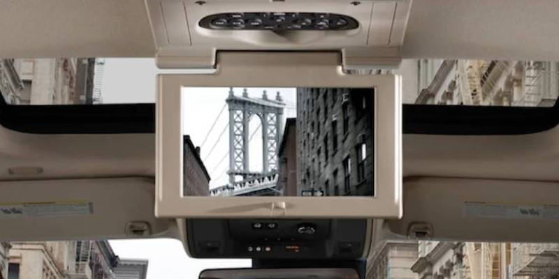 2020 Cadillac Escalade Entertainment System